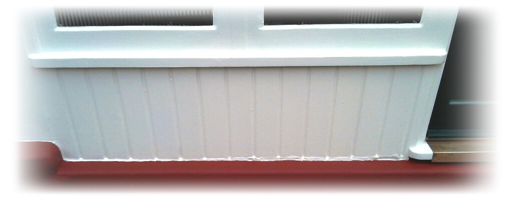 Exterior painting to high standard